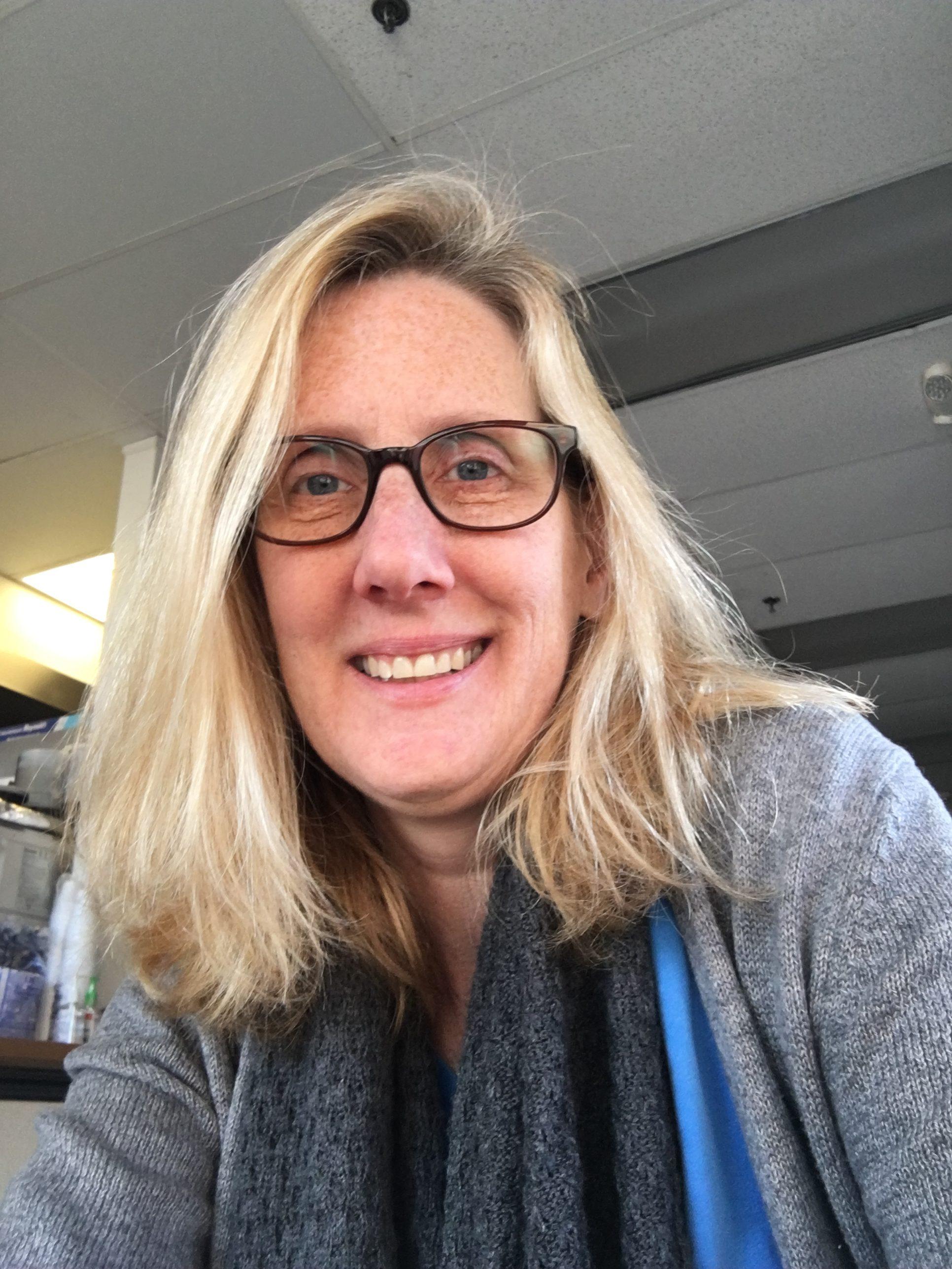 headshot of Ms. Mapp