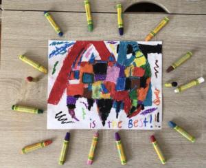 Alma Thomas Inspired Art! (Mar 2, 2021 at 10 44 AM)